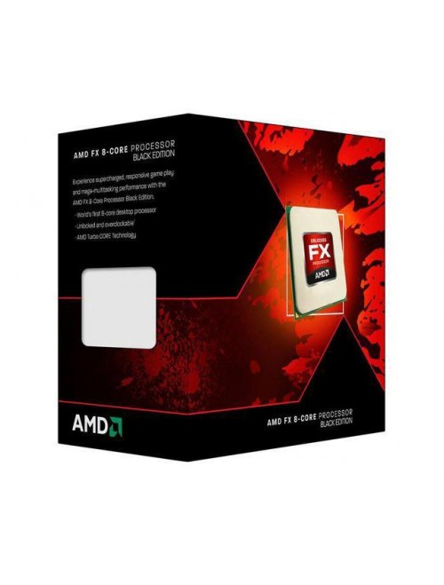 Equipo GAMER - AMD® FX 8 NÚCLEOS